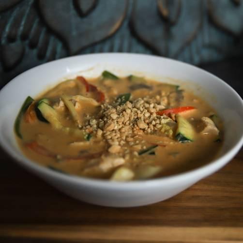 Zdjęcie Curry, Massaman Curry